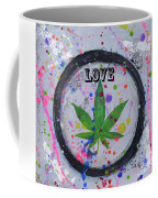 Cannabis With Love Coffee Mug