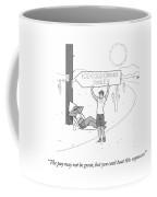 Can't Beat This Exposure Coffee Mug