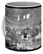 Canyon De Chelley Pictographs Coffee Mug