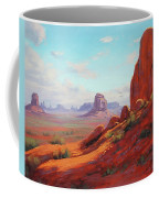 Canyonlands  Coffee Mug