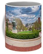 Capitol - Madison - Wisconsin From Bascom Hall Coffee Mug