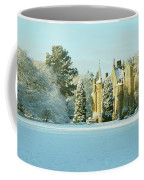 Carberry Tower In Late Afternoon Sunshine Coffee Mug