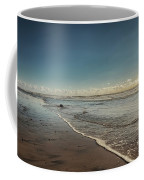 Carlsbad Low Tide Coffee Mug by Alison Frank
