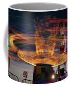 Carnival Rides Motion Blur Coffee Mug
