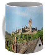 Castle At Cochem In Germany Coffee Mug