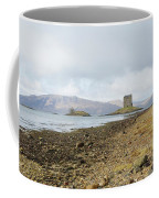 castle Stalker in late autumn Coffee Mug