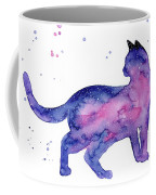 Cat In Space Coffee Mug