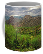 Catalina Foothills H1130 Coffee Mug