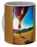 Catch Me If You Can. Coffee Mug by Kendall McKernon