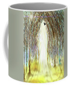 Cathedral Forest Coffee Mug by Darren Cannell