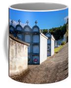 Cemetery Path Coffee Mug by Tom Singleton