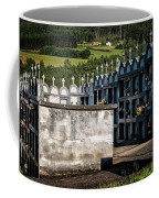 Cemetery Vaults Coffee Mug by Tom Singleton
