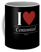 Centennial Colorado Co Coloradan Coffee Mug
