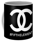Chanel Fifth Element-2 Coffee Mug