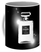 Chanel Lights Bw Coffee Mug