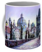 Charles Bridge  Prague Coffee Mug