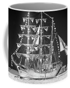 Charleston Ghost Ship Coffee Mug