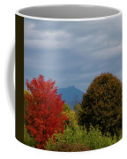 Charlotte Vermont View Of Camels Hump Coffee Mug