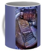 Cheese Grater 30 Coffee Mug