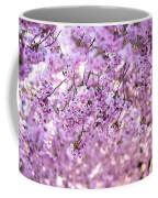 Cherry Blossom Flowers Coffee Mug