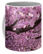 Cherry Blossom Tree Panorama Coffee Mug
