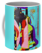 Chiang Mai Buddha Collage 16 Coffee Mug