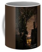 Chicago Alley At Night Coffee Mug