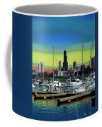 Chicago Marina Coffee Mug