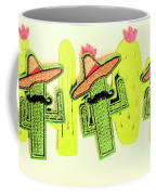 Chili Con Cacti Coffee Mug