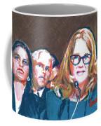 Christine Blasey Ford Testifies Before Senate Coffee Mug