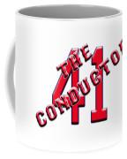 Chris The Conductor Sale Coffee Mug