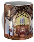 Christ Episcopal Interior Coffee Mug