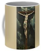 Christ On The Cross, 1610 Coffee Mug