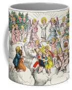 Christmas Fairy Tale Coffee Mug