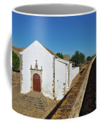 Church Of Misericordia In Medieval Castle Coffee Mug