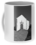 Church Of Misericordia In Monochrome Coffee Mug