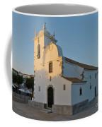 Church Of Querenca In Loule. Portugal Coffee Mug