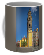 Church Of San Francisco In Puebla Coffee Mug