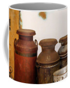Churns For Milk  2 Coffee Mug