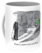 Cilantro Ruins Everything Coffee Mug