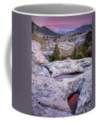 City Of The Rocks Coffee Mug