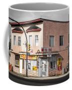 Cj Grocery Coffee Mug by Juan Contreras