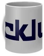Cklw Mid-70's Logo Coffee Mug