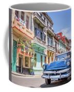 Classic Car Havana 8x10 Coffee Mug