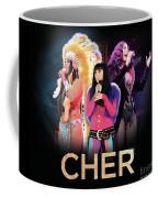 Classic Cher Trio Coffee Mug