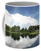 Clear Reflection Coffee Mug