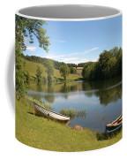 Clerklands Loch, Near Selkirk, Scottish Borders Coffee Mug