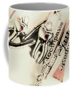 Clinical Tooth Care Coffee Mug