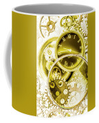Clock Watches Coffee Mug