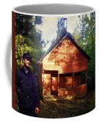 Closing The Cabin For Winter Coffee Mug